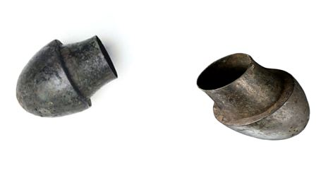 دو بادکش رومی.